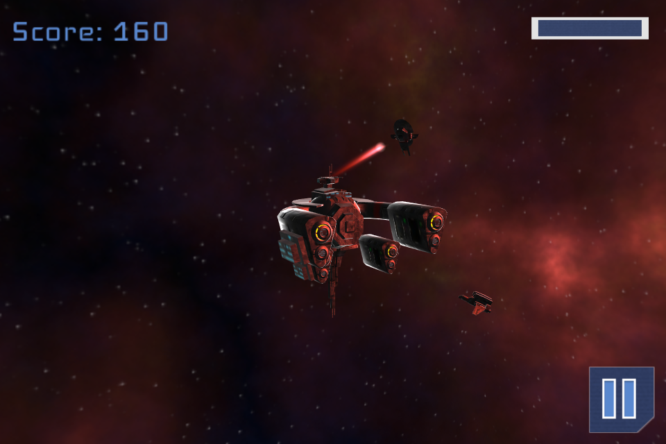 Screenshot Space Fort