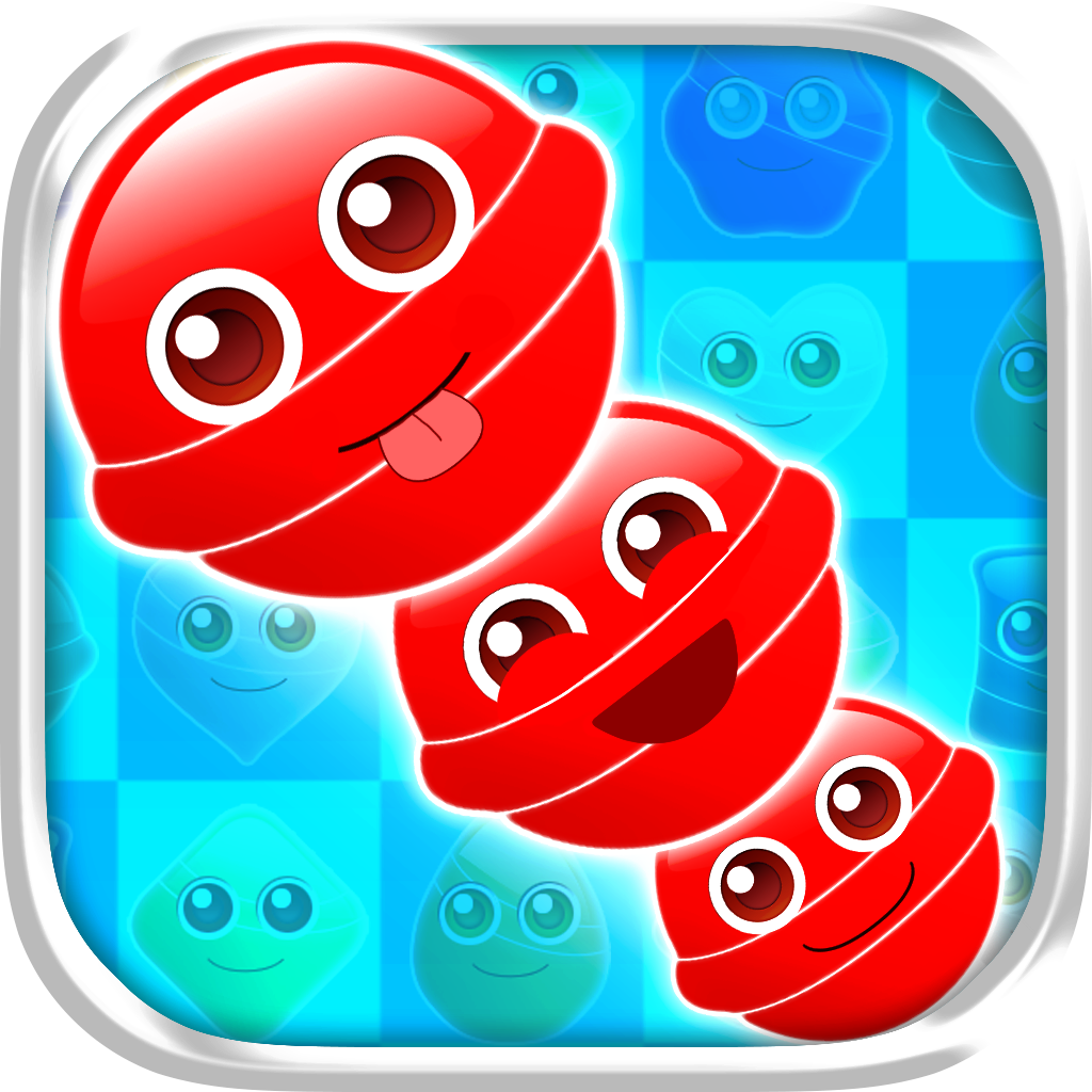 Candy Cash Puzzle Mania - Fun Matching Games for Preschoolers FREE